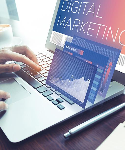 Solid web marketing strategy